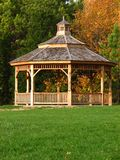 Gazebo - vertical Stock Photography