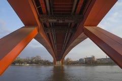 Gazela桥梁 库存图片