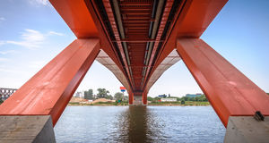 Gazela Bridge stock photography