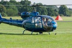Gazelle AH1 de Westland SA341B Image libre de droits