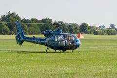 Gazelle AH1 de Westland SA341B Photo stock