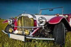 Gazelle del Benz de Mercedes SSK Foto de archivo libre de regalías