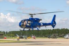 Gazellenhubschrauber HA-LFQ Aerospatiale SA-341G Stockfotos