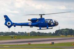 Gazellenhubschrauber HA-LFQ Aerospatiale SA-341G Lizenzfreie Stockfotografie