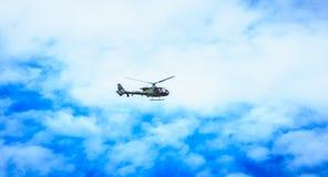 Gazellesa 342M helikopter van het sud-Luchtvaart bedrijf van AR Royalty-vrije Stock Afbeelding