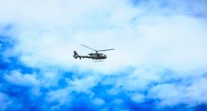 Gazellesa 342M helikopter van het sud-Luchtvaart bedrijf van AR Royalty-vrije Stock Foto's