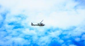 Gazellesa 342M helikopter van het sud-Luchtvaart bedrijf van AR Stock Foto's