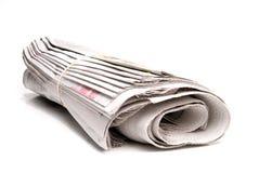 Gazeta Obraz Royalty Free