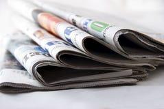 gazety zdjęcia royalty free