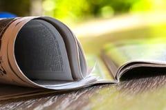 Gazety - Akcyjny wizerunek Zdjęcia Stock