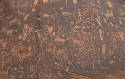 Gazety skała Fotografia Stock