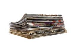 gazety sterta Fotografia Stock