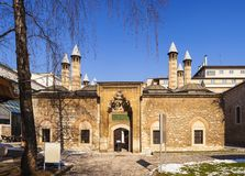 Gazi Husrev Bey Museum Royalty Free Stock Photography