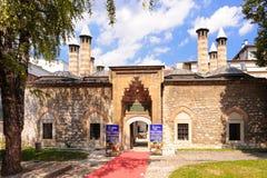 Gazi Husrev-pide la escuela Sarajevo del madrasa Foto de archivo libre de regalías