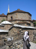 Gazi Mehmet Pasha Hamam dans Prizren, Kosovo image stock