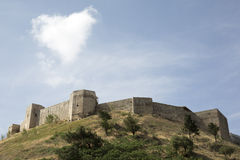 Gaziantep castle in Gaziantep Stock Photo