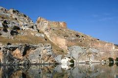 Gaziantep nel bacino idrico Fotografia Stock