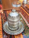 Gaziantep Tahmis Kahvesi. Famous menengic coffee in Gaziantep, Turkey royalty free stock photo