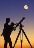gazing звезда Стоковое Изображение RF
