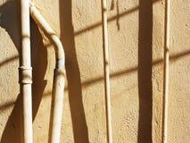 Gazoducs naturels Photo libre de droits