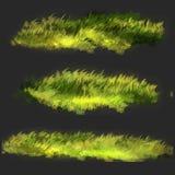 Gazon trawy ilustracja ilustracji