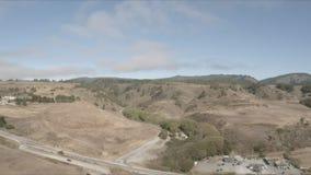 Gazos Creek 10 stock footage