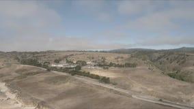 Gazos-Nebenfluss 3 stock footage