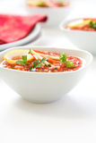 Gazpacho Royalty Free Stock Image