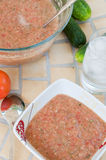 Gazpacho Stock Photo