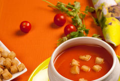 Gazpacho Royalty Free Stock Photography