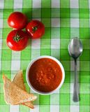 Gazpacho Stock Photos