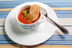 gazpacho Images stock