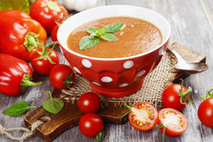 Gazpacho Stock Images