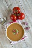 Gazpacho soup Stock Photography