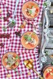 Gazpacho Royalty Free Stock Image