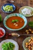 Gazpacho Stock Photos