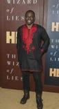 Gbenga Akinnagbe Obraz Royalty Free