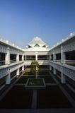 GBI绿色白金Cyberjaya清真寺在Cyberjaya,马来西亚 库存图片