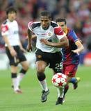 GBR: Τελικό 2011 του Champions League ποδοσφαίρου Στοκ Εικόνα
