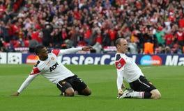 GBR: De Ligadef. 2011 van voetbalkampioenen royalty-vrije stock foto's
