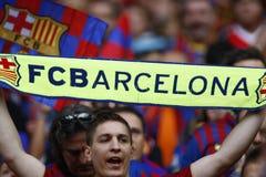 GBR: El fútbol defiende el final 2011 de la liga imagen de archivo libre de regalías