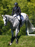 GBR: Equestrian Hickstead Jump Derby 2011 Royalty Free Stock Photos