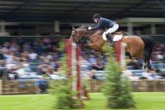 GBR: Equestrian Hickstead Jump Derby 2011 Stock Photos