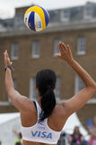 GBR: FIVB International London 12/08/2011 Royalty Free Stock Photo