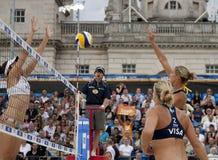 GBR: FIVB International London 12/08/2011 Stock Photos