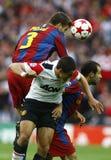 GBR: Football Champions League Final 2011 Stock Photos