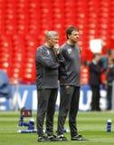 GBR: Football Champions League Final 2011 Stock Image