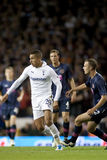 GBR: Football UEFA Europa League, Tottenham v Hearts 25/08/2011 Stock Photography