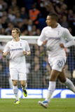 GBR: Football UEFA Europa League, Tottenham v Hearts 25/08/2011 Royalty Free Stock Photos