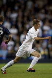 GBR: Football UEFA Europa League, Tottenham v Hearts 25/08/2011 Stock Photo